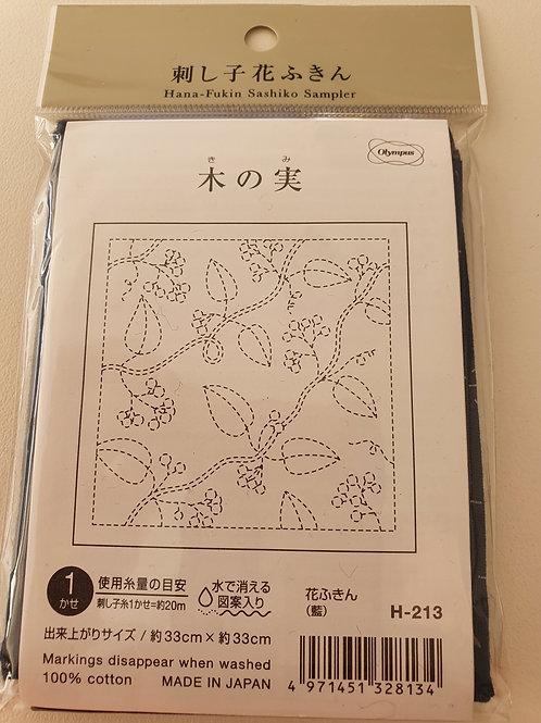 Sashiko sampler 213