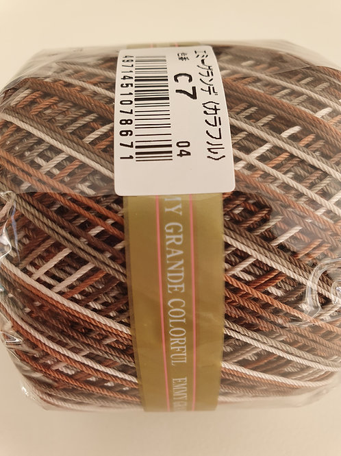 Emmy grand crochet thread no7