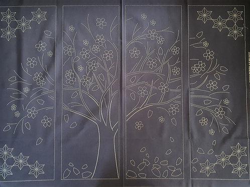 Cherry blossom panel no 24