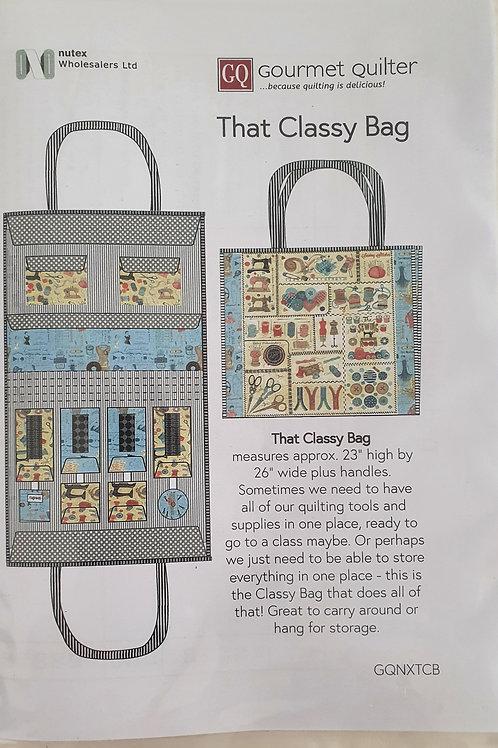 The classy bag pattern