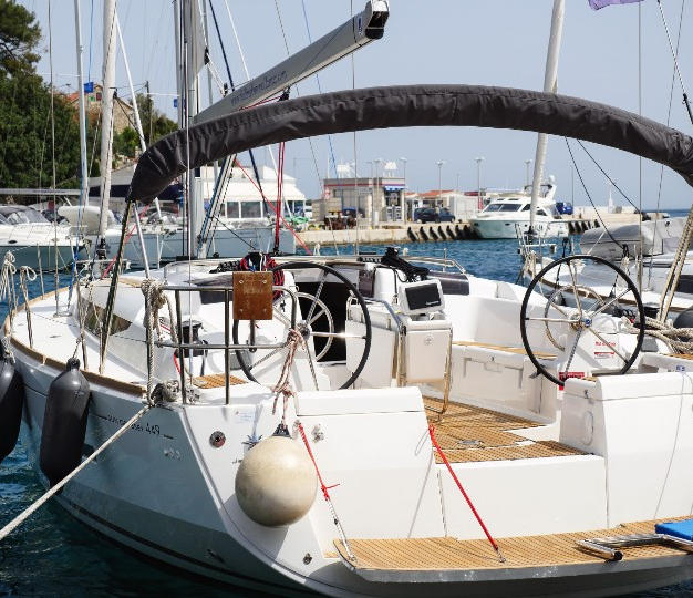 Jeanneau Sun Odyssey 449 - Cagliari