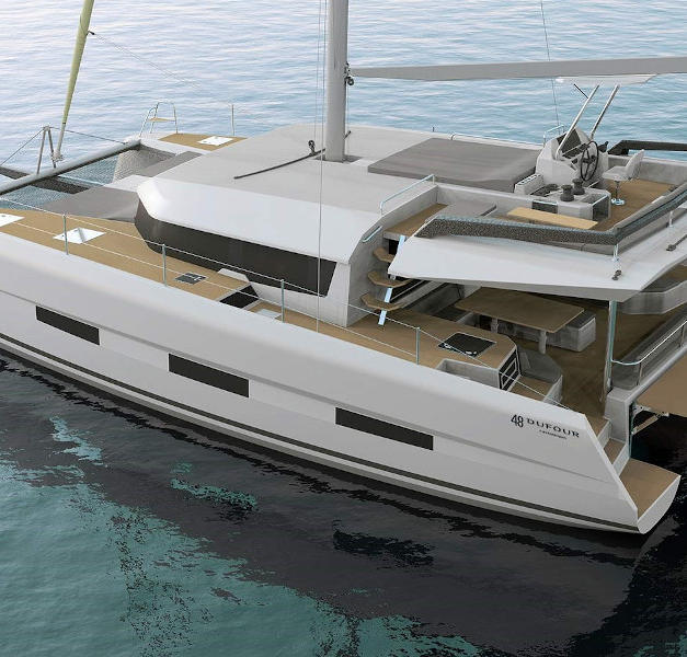 Dufour 48 Catamaran - Cagliari