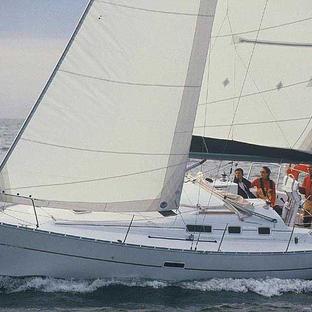 Beneteau Oceanis Clipper 323 - Cagliari