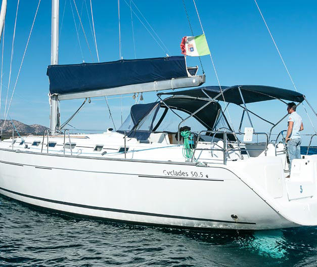 Beneteau Cyclades 50.5 - Cagliari