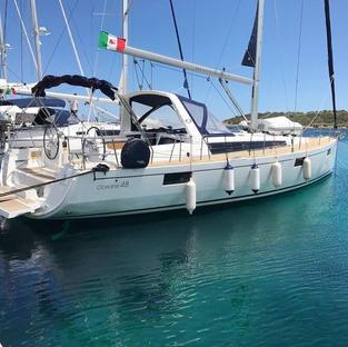 Beneteau Oceanis 48 - Salerno/Marina d'Arechi
