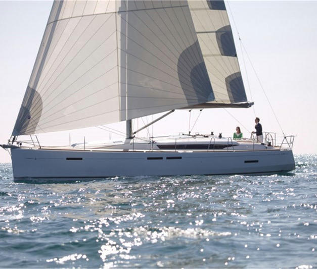 Sun Odyssey 449 - Capo d'Orlando