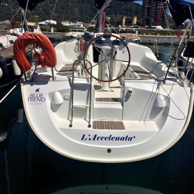Jeanneau Sun Odyssey 37 - Salerno/Marina d'Arechi