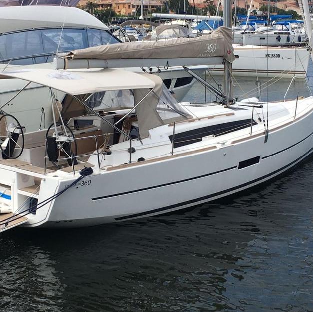 Dufour 360 GL - Cagliari