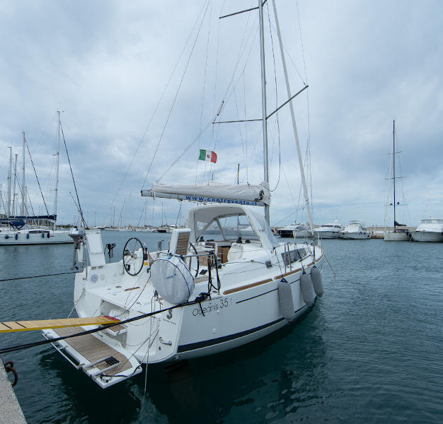 Beneteau Oceanis 35.1 - Punta Ala
