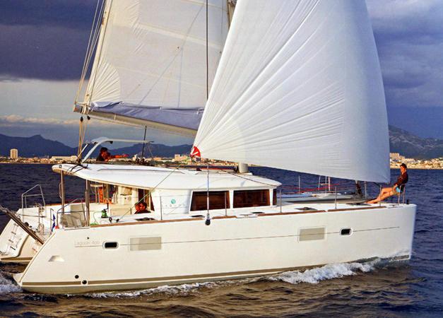 Lagoon 400 S2 - Salerno/Marina d'Arechi