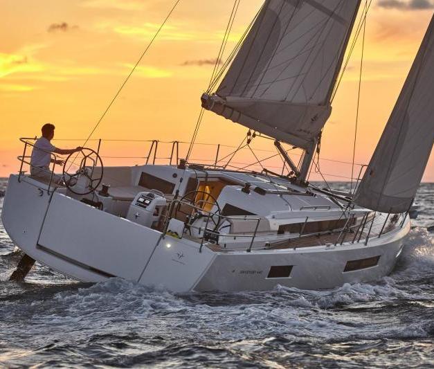 Jeanneau Sun Odyssey 440 - Salerno/Marina d'Arechi