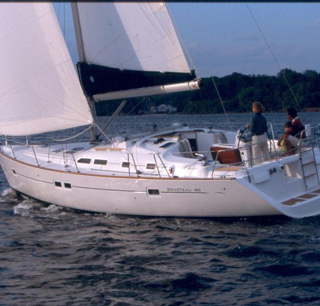 Beneteau Oceanis 423 - Punta Ala