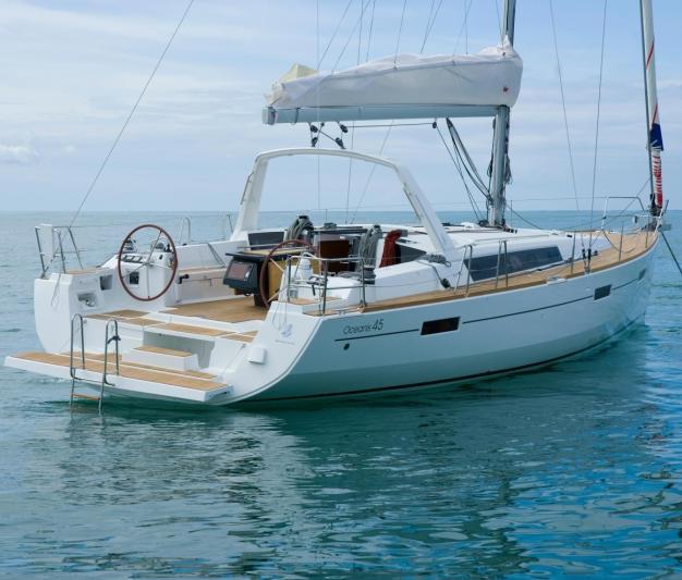 Beneteau Oceanis 45 - Salerno/Marina d'Arechi