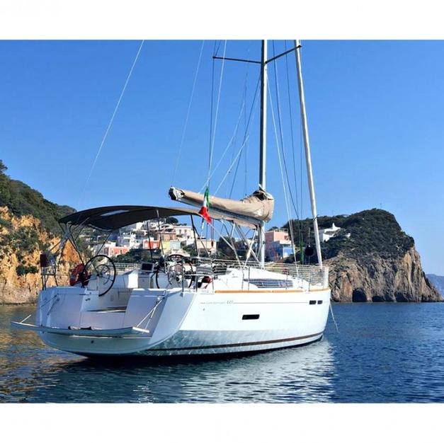 Jeanneau Sun Odyssey 449 - Roma/Marina di Nettuno