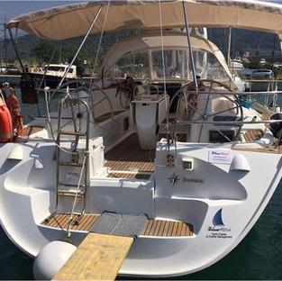 Jeanneau Sun Odyssey 43 - Salerno/Marina d'Arechi