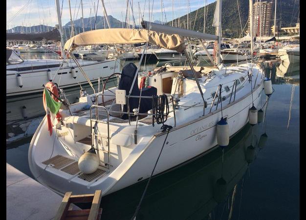 Beneteau Oceanis 423 - Salerno/Marina d'Arechi