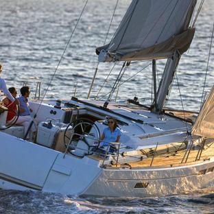 Jeanneau Sun Odyssey 519 - Salerno/Marina d'Arechi