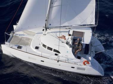 Lagoon 380 S2 - Salerno/Marina d'Arechi