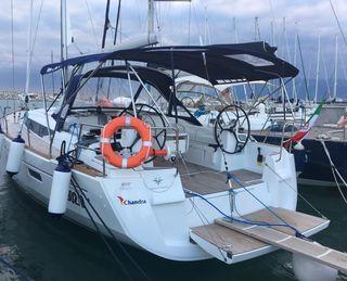 Jeanneau Sun Odyssey 479 - Olbia/Marina di Olbia