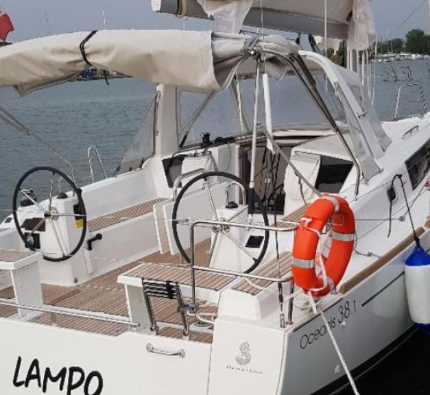 Beneteau Oceanis 38.1 - Roma/Marina di Nettuno