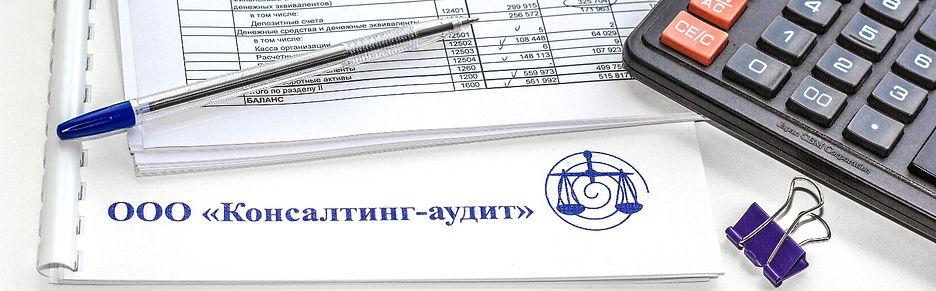 """Аудиторская фирма ООО """"Консалтинг-аудит"""""""