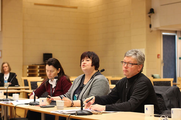 BSSSC last Board Meeting of 2017 held in Drammen, Buskerud County, Norway