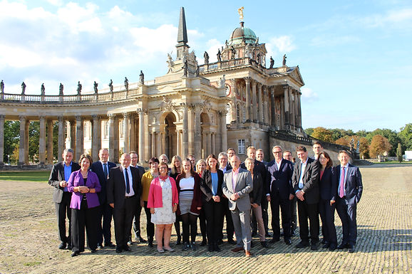 Board Meeting in Potsdam, Germany, 20 September