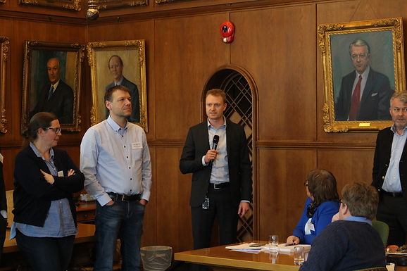 «Let's Communicate» seminar on green and safe shipping held in Oslo
