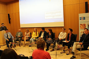 Advocating the voice of the youth at the EUSBSR Annual Forum