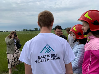 Baltic Youth Camp: 100 youth voices - 1 declaration
