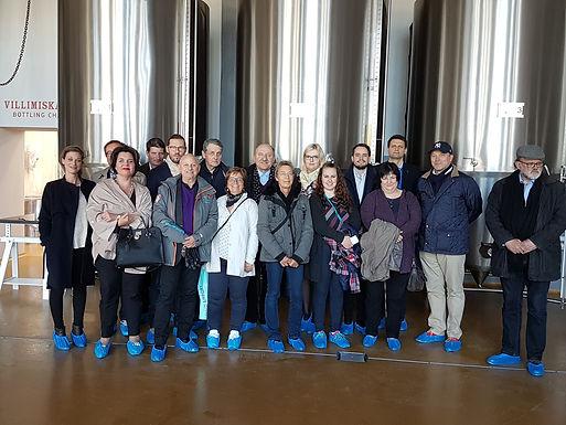 Second Board meeting of 2017 held in Kuressaare, Estonia