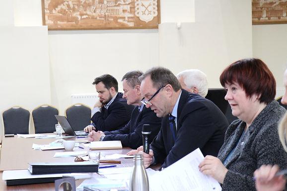 Board Meeting February 2020