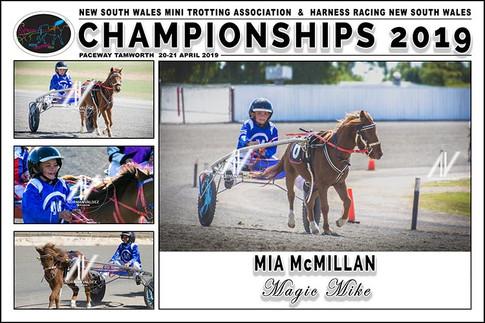 McMILLAN MIA - Magic Mike - 000