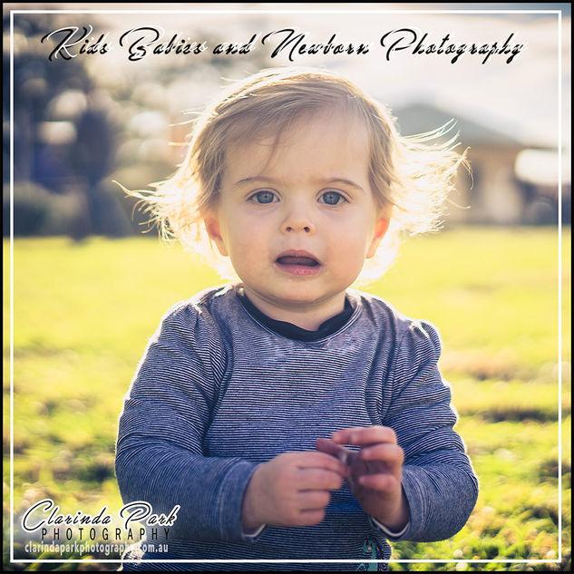 Kids Photography: Elka