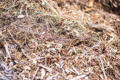Tree & Leaf Mulch (per cubic metre)