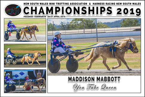 MABBOTT Maddison - You Tube Queen - 000