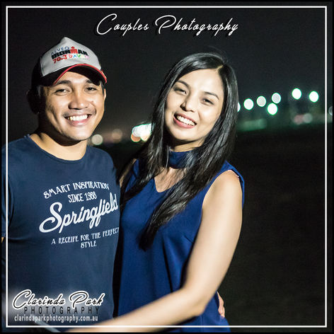 COUPLE PHOTOS by Clarinda Park Photography: Kitch and Belle