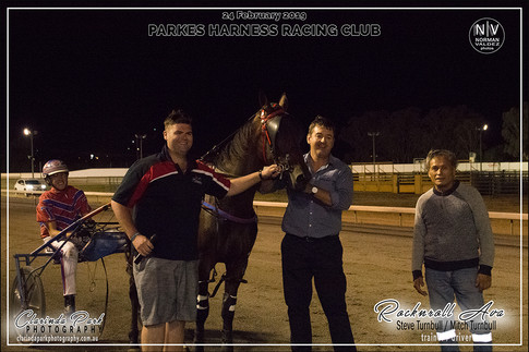 R7 DWYERS FRESH 3YO FILLIES Pace - ROCKNROLL AVA - Mitch Turnbull - 108