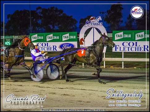 R6 - HRNSW REWARDS SERIES HEAT 1 - Soldtoyoulady - Malcolm Hutchings - 02 - 001