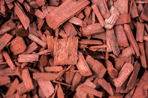 Red Chips (cubic metre)
