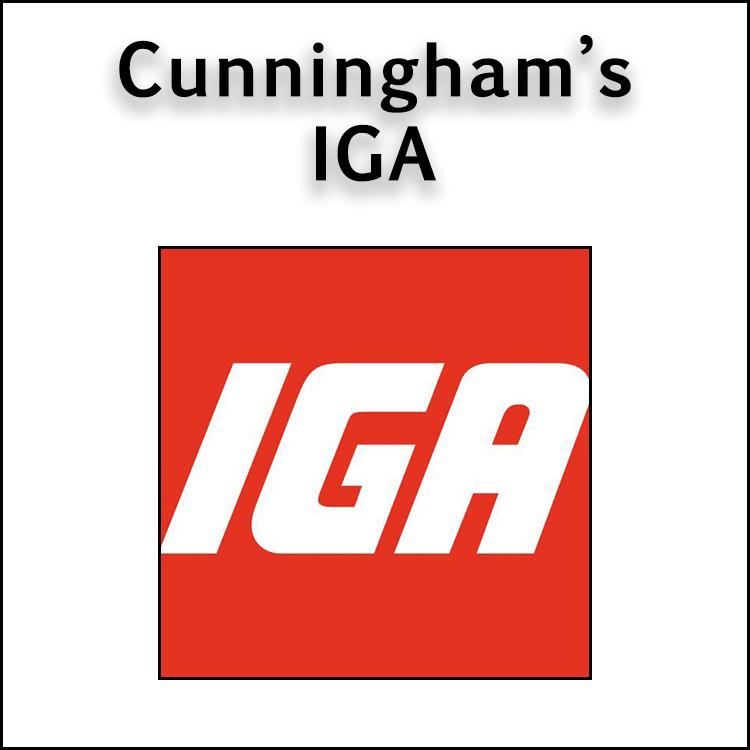 Cunninghams IGA