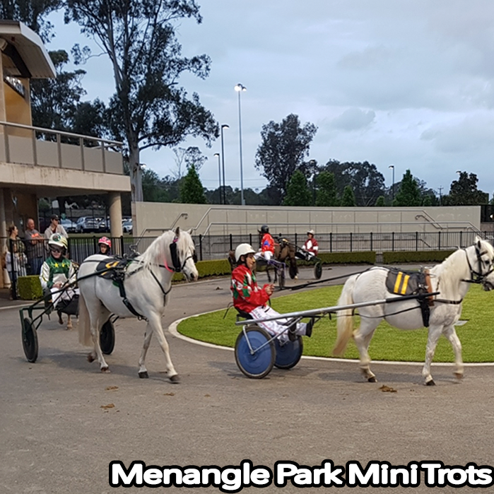 Menangle Park Mini Trots