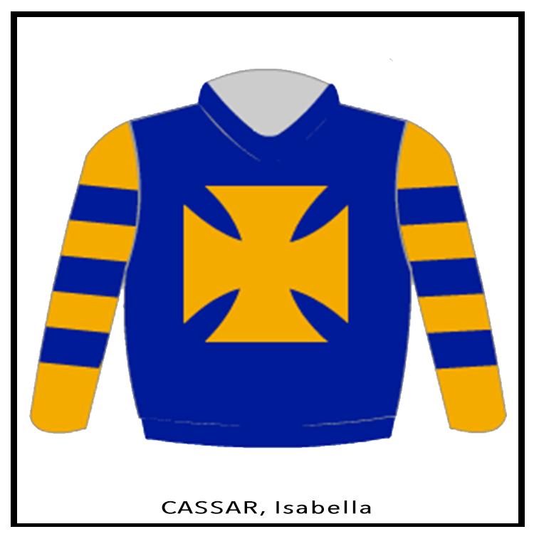 CASSAR, Isabella