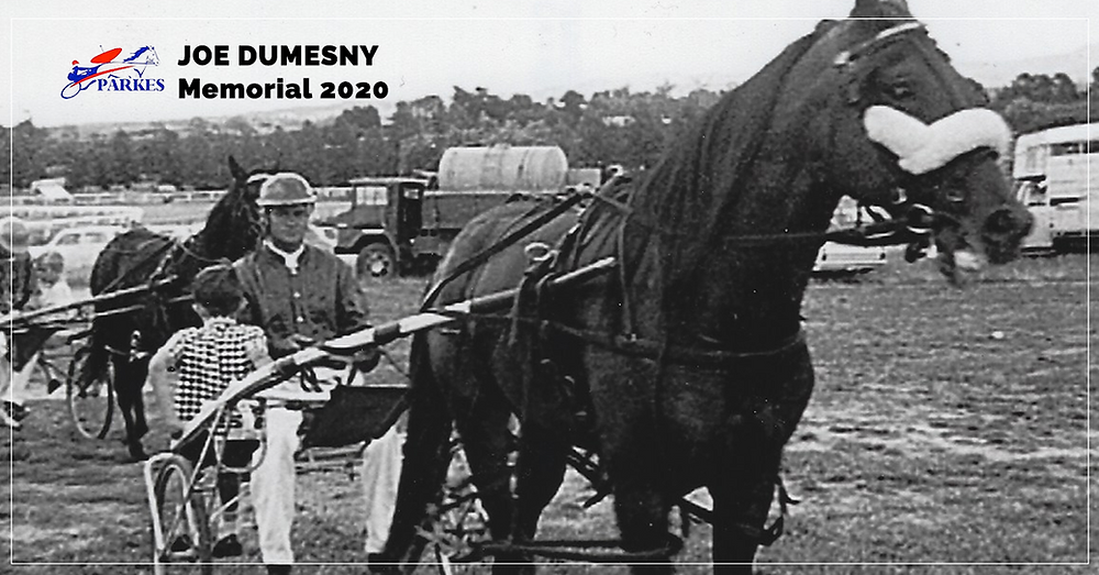 The 11th year of Joe Dumesny Memorial at Parkes Paceway this 23rd February 2020