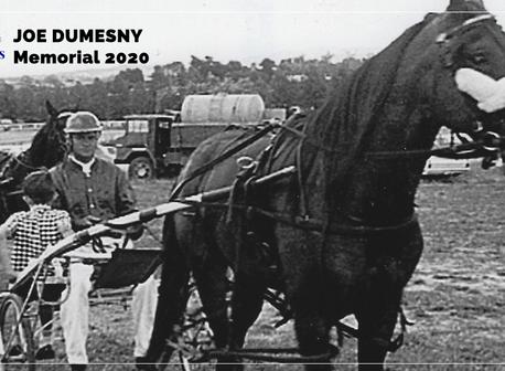 Parkes Paceway Runs the 11th Year Of JOE DUMESNY Memorial