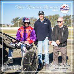 Max Nicholson Memorial 2019 - Winner