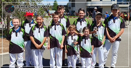 NSW Mini Trots Fisher Ghost 2019 Midget Division Drivers