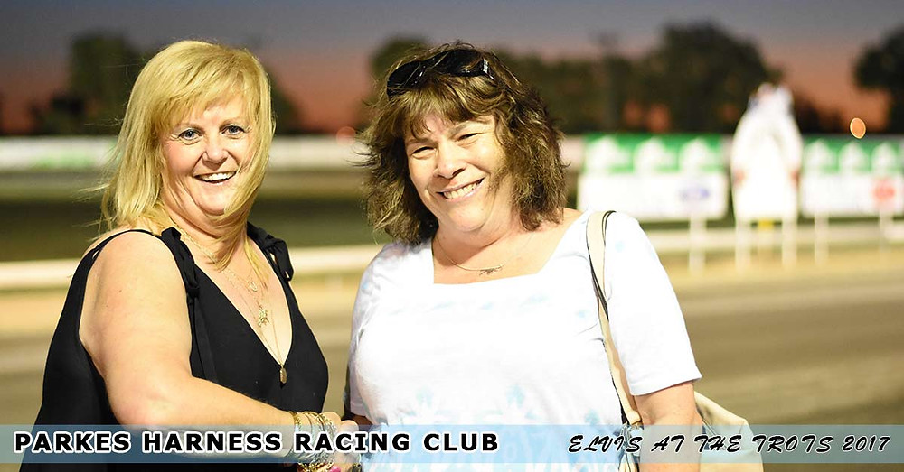 Parkes Harness Racing Club | Elvis At The Trots 2017 | Travel Vouchers Winners