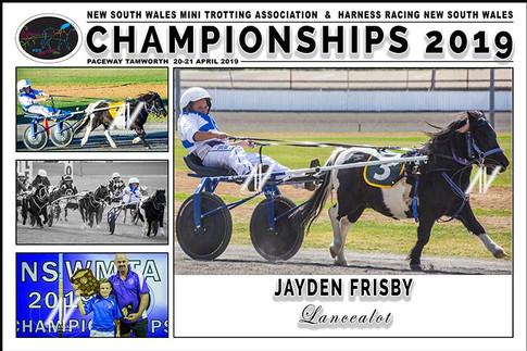 FRISBY Jayden - Lancealot - 000