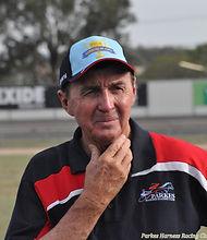 Geoff Cole Parkes harness racing club president